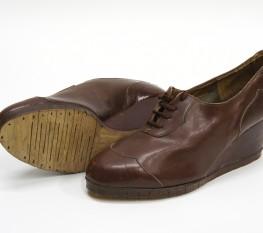 Chaussures semelles bois - Rachel et Hannah